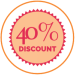 40% off of Resilience program