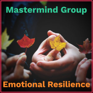 Use the power of a group working in perfect harmony to build emotional resilience